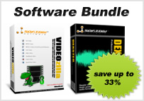 Videozilla Video Converter Software Bundle